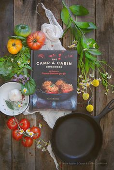 Whether you are camping, or playing in the park, cooking outdoors has never been more delicious with the help of The Camp & Cabin Cookbook by Laura Bashar. Dutch Oven Chicken, Dutch Oven Cooking, Dutch Oven Recipes, Dutch Ovens, Icon Girl, Camping Meals, Camping Cooking, Cooking Food, Camping Desserts