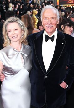 Christopher Plummer/Elaine Taylor- 39 years 39 years