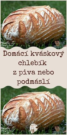 Bread Recipes, Plant Based, Food, Cooking Recipes, Koken, Meals