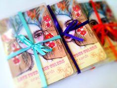 amo tus verdaderos colores, tarjetas de oracle