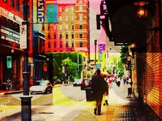 The Cultural District of Pittsburgh, PA