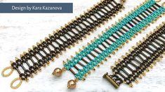 Pricing Handmade Jewelry Too Low Seed Bead Bracelets Tutorials, Beaded Bracelets Tutorial, Necklace Tutorial, Free Beading Tutorials, Macrame Tutorial, Loom Bracelets, Macrame Bracelets, Netted Bracelet, Pearl Bracelet