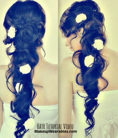 14 Gorgeous Prom Hairstyles for Young Ladies