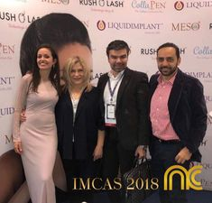 Our very special guests Dr. @mekanorozov and Dr. Elena Stakova, visiting our booth at #imcas 2018. We are at booth 73, and we will be happy to meet you there! #NovaCutis #Liquidimplant #Rusholash #Meso #Mesobellamine #Paris #beauty #cosmetics #aesthetic #hyaluronicacid #mesotherapy #eyelashes #dermatology #dermatologia #skincare #spa #quality