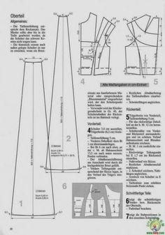 Historische Schnitte DOB System M. Müller & Sohn