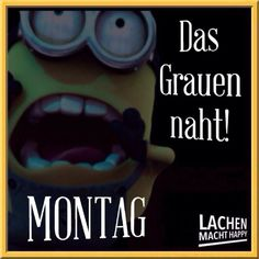 Minion Gif, Happy Minions, Lachen Macht Happy, Espresso, Humor, Funny, Funny Stuff, Random Stuff, Proverbs Quotes