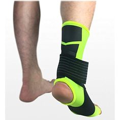 65a86f0232 WESEAZON Ankle stabilizers Compression Socks Ankle Support Ankle Compression  Sleeves MMA shin Guard Fasciitis Socks Anti