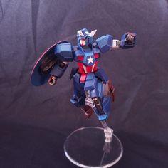 Gundam - Gundam America Build by Soozafone