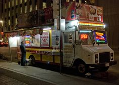 street food - Toronto