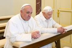 Pope Francis to Benedict XVI: We are brothers