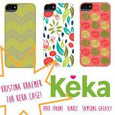 Kristina Kraemer | Make It In Design | Surface pattern design