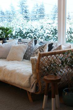 Hygge & A Cozy Winter House