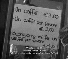 nonpiangereandratuttobene: inbaliadelvento: oddio, una cosa italiana tradotta in inglese. oddio, non ci credo. É la prima volta che vedo ...