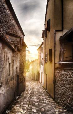 HDR Landscape from Montebello - Italy by Tiziano Crescia on 500px