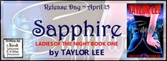 A Good Book Can Change Your View For Life: Sapphire  [Ladies of the Night Sexy Suspense Colle...