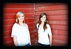 My two favorite Rodeo girls......
