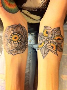 #flowers #tattoo