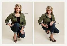 Change your pose angles