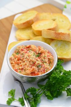 Roasted Red Pepper and Artichoke Tapenade - Who Needs A Cape?