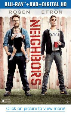Neighbors (Blu-ray + DVD + DIGITAL HD with UltraViolet)