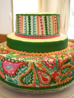 Absolutely love this cake!!