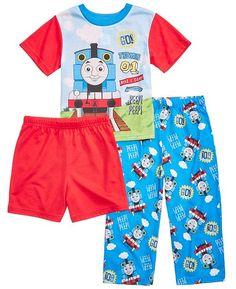 ececdc37 main image Kids Pajamas, Thomas The Train, Kids Boys, Toddler Boys, Printed