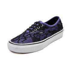 Shop for Vans Authentic Lace Skate Shoe in Violet at Journeys Shoes. Shop today for the hottest brands in mens shoes and womens shoes at Journeys.com.The Authentic from Vans is always in style. Features a violet lace covered canvas upper with black lace closures and a rubber waffle tread outsole.