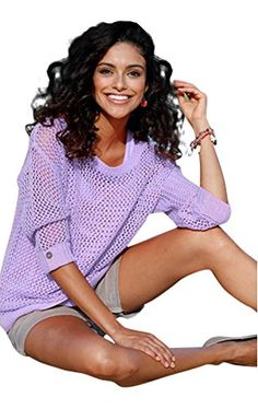 WOMANS LADIES MESH STYLE JUMPER SWEATER TOP SUMMER WINTER PLUS SIZE 22-36 UK (22/24 UK, LILAC SPARKLE) holidaysuitcase http://www.amazon.co.uk/dp/B00QVI41WS/ref=cm_sw_r_pi_dp_LV2Ywb1NGSNVV