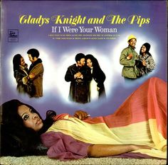 """Remake of Beatles 1970 hit. Off Gladys's and Pips 1971 album """"If I Were Your Woman"""" on the Motown. Group Members: Gladys Knight, Me. Rap Albums, Music Albums, Music Songs, My Music, Rap Album Covers, Top 100 Songs, Gladys Knight, Aretha Franklin, Vinyl Cover"""