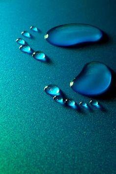Water footprint....