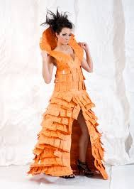 Image result for recycled fashion