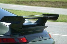 996 GT3 RS HECKSPOILERBRETT OHNE MOTORHAUBE