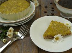 MioMat - Mangový koláčik s chia semienkami