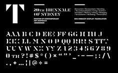 The Biennale of Sydney is Australia's largest contemporary art festival, with more than 200 artworks on display by 83 artists from 35 countries with over 600,000 national and international visitors. Its aim is to broaden the reach, awareness and engagemen…