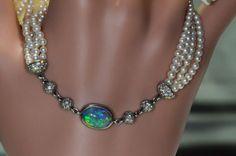 Authentic Tiffany & Co. Platinum Opal by BellmansOnlineStore