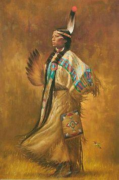 *Yakima - David Joaquin via The Gallery in Mount Shasta