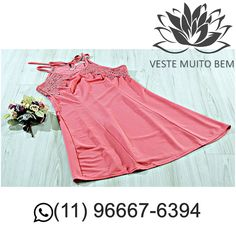 Vestido de Alcinha com detalhe em Renda R$ 8500 (somente loja física) #vestemuitobem #moda #modafeminina #modaparameninas #estilo #roupas #lookdodia #roupasfemininas #tendência #beleza #bonita #gata #linda #elegant #elegance #jardimavelino