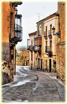 Ciudad Rodrigo - La Colada, Salamanca, Spain