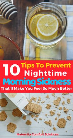 Morning sickness should be called All Day sickness! It can even be worse at night! Find out the best ways to prevent morning sickness that strikes you at night! Morning Sickness Food, Pregnancy Morning Sickness, Morning Sickness Remedies, Pregnant And Sick, Pregnant Diet, Pregnancy Smoothies, Remedies For Nausea, Nausea Relief, Heartburn