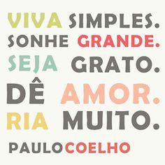 #PauloCoelho #PauloCoelhoQuotes #PortugueseQuotes #Amor #Sonhe