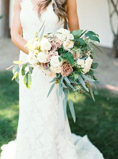 Photography: Ace & Whim - aceandwhim.com/  Read More: http://www.stylemepretty.com/2015/06/01/coming-home-an-elegant-backyard-wedding/