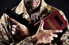 Captain Hashim Sharif, lethal cop and devout Muslim