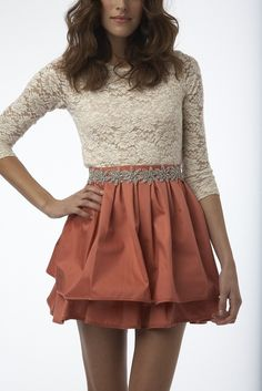 Lace + Skirt