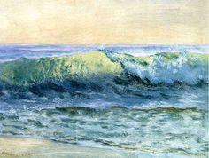 - The Wave, Albert Bierstadt