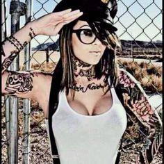 Tat tat tatted up ;)