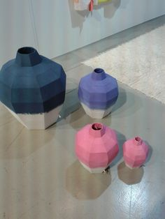 Patchwork vaser
