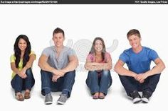 people sitting on ground - Google Search