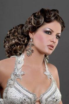 maquillage libanais oriental pour un mariage photo 26 - Maquillage Libanais Mariage