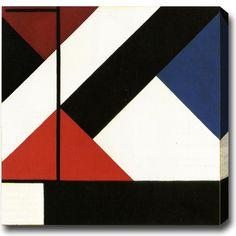 Theo van Doesburg, founder and leader of De Stijl. Davos, Piet Mondrian, Abstract Geometric Art, Abstract Oil, Op Art, Theo Van Doesburg, Social Art, Mobile Art, Dutch Artists