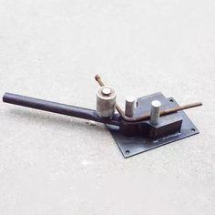 Tienda Online Nuevo manual de acero reforzado bar flexión herramientas dobladora de barras de refuerzo máquina de herramientas de construcción   Aliexpress móvil